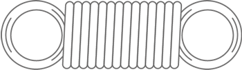 Tension Springs Diagram